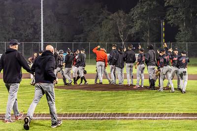 Silicon Storks v Quick Amersfoort - Dutch baseball big league