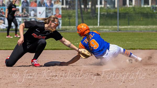 30-05-2021: Softbal: Olympia Haarlem - Quick Amersfoort: Haarlem