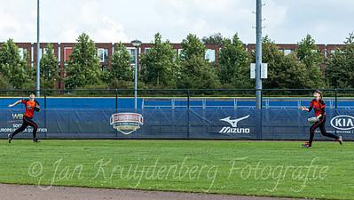 UVV v Onze Gezellen 2 - Dutch women's softball first division