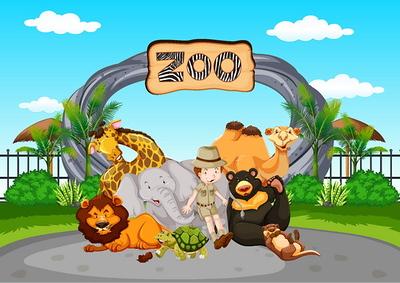 Honolulu Zoo - Jayden's 1st Bday (Ira)