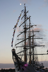 ARC Gloria Columbian Ship