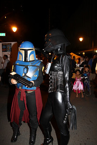 Darth Vader and Pal