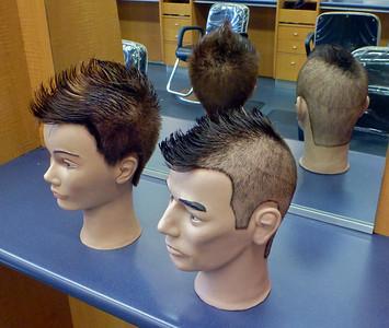 Haircut Mannequins