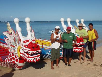 DRagon Boat Steerers