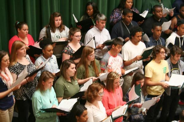Honor Choir 2015