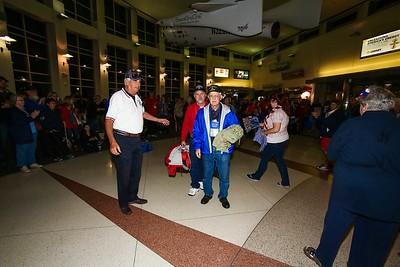 Honor Flight Kern County - Flight #14
