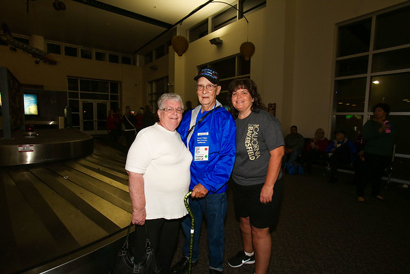 Honor Flight Kern County - Flight #14