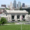 The Union Station in Kansas City was the site of the Flightless Honor Flight