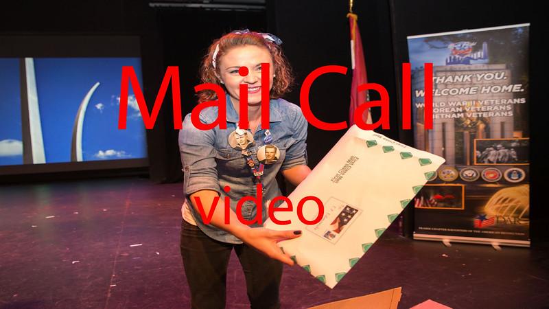 MAIL CALL 1