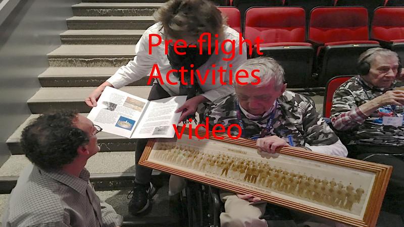 PREFLIGHT ACTIVITIES