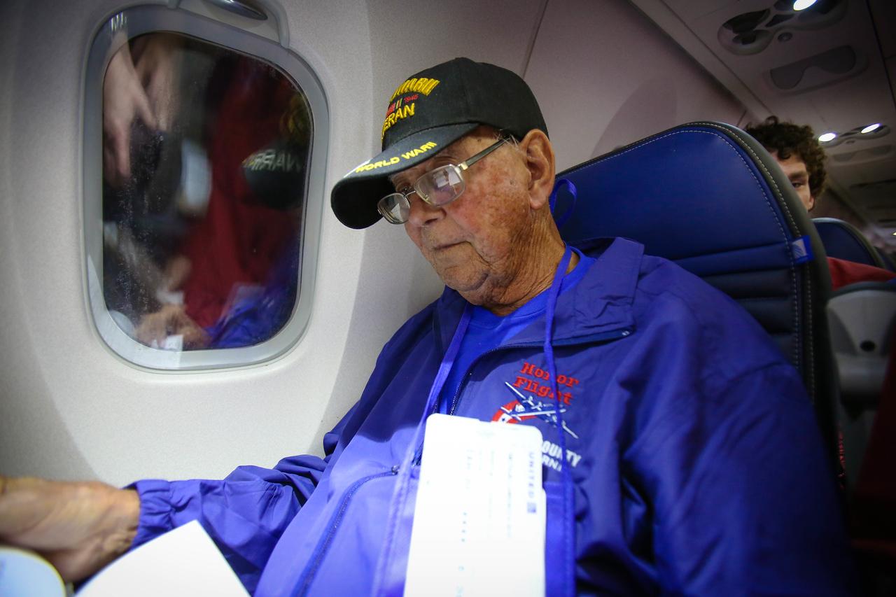 Honor Flight Kern County #11