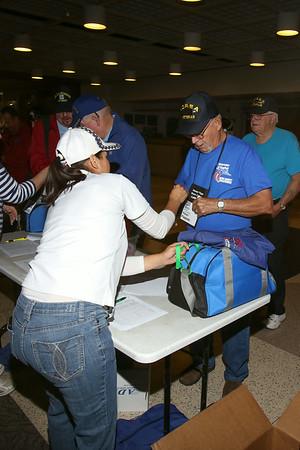 Kern County Honor Flight - May 6-8, 2014