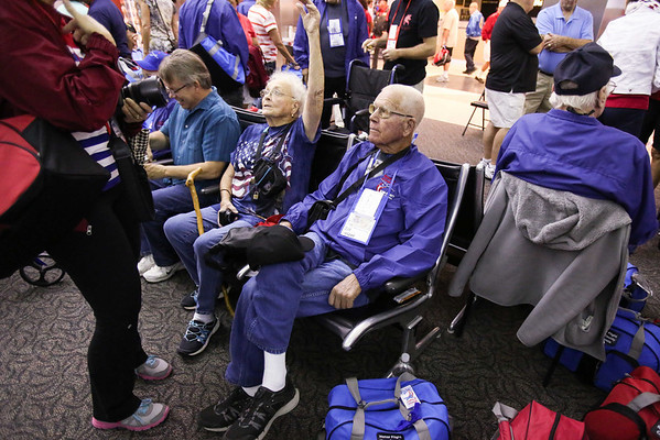 Honor Flight Kern County #12,  September 20-22, 2014