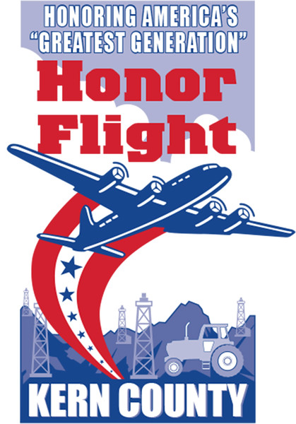 Honor Flight Kern County No 12