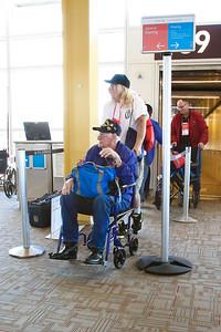 Honor Flight Kern County #12,  September 20-22, 2014