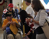 Mobile Regional - Heroes Welcome - Honor Flight reception - May 2009