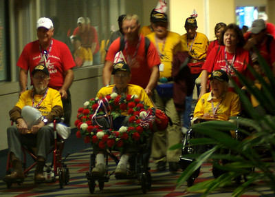 photographybyfran us Honor Flight South Al 09162009 040