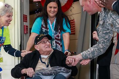 Veteran = Staggs, Harold