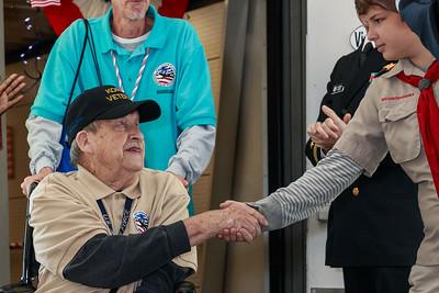 Veteran = Perry, Richard (Whitie)