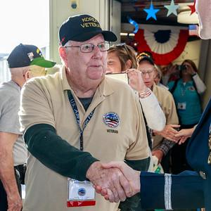 Veteran = Anderson, Ted