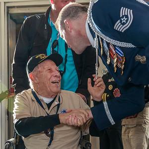 Veteran = Wooldridge, James
