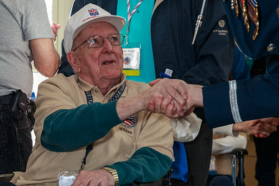 Veteran = Binder, Robert (Bob)