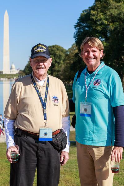 Veteran = Vogt, Charles (Chuck)