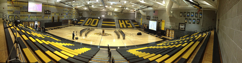Honor Tour 2013 - Del Oro High School