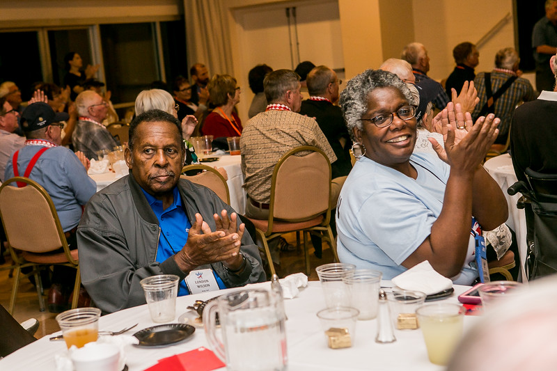 18Sep28 - HFH 869 Knights of Columbus Dinner