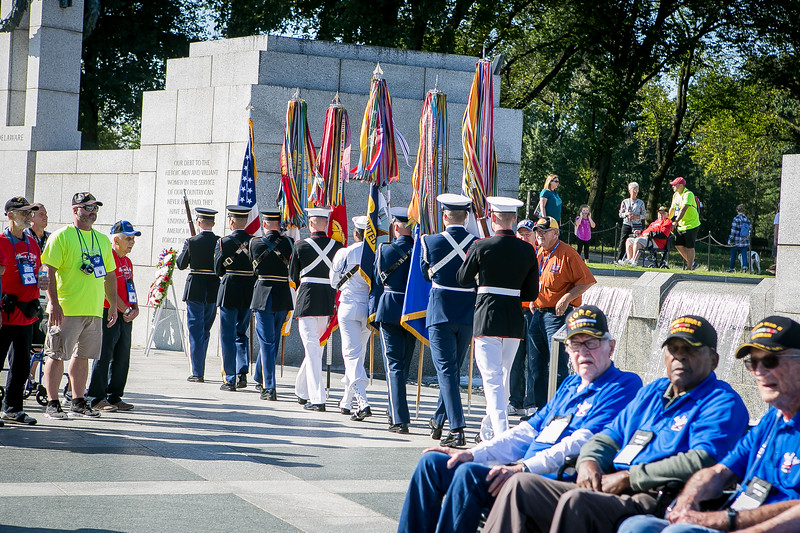 18Sep29 - HFH 1149 WWII Memorial