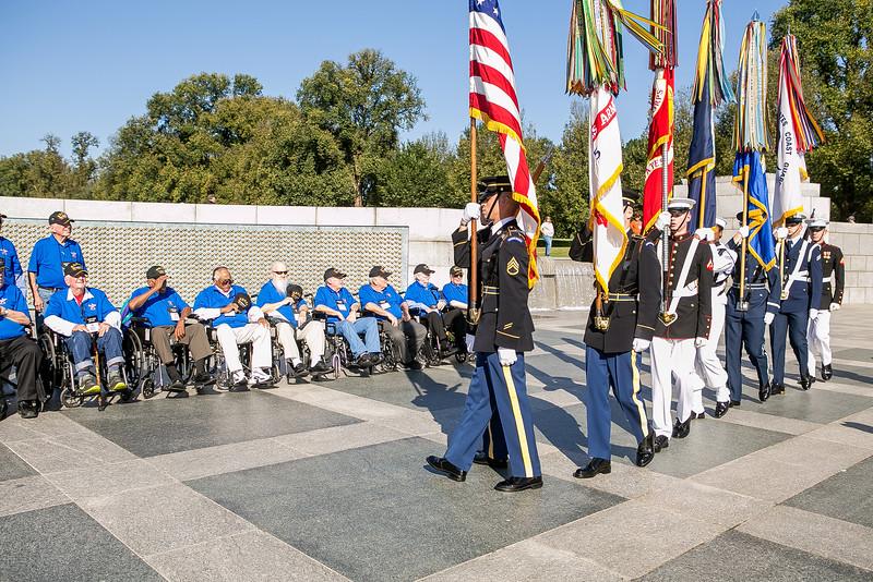 18Sep29 - HFH 1114 WWII Memorial