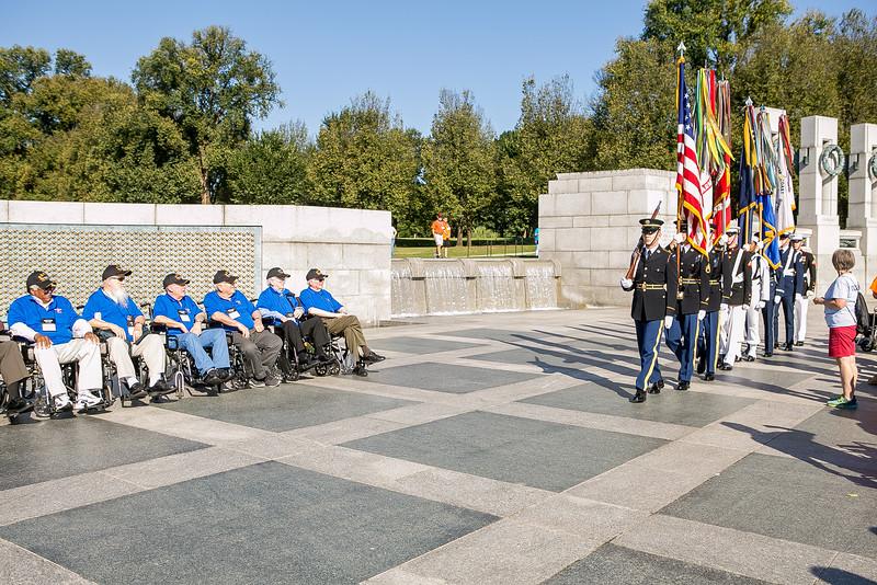 18Sep29 - HFH 1110 WWII Memorial