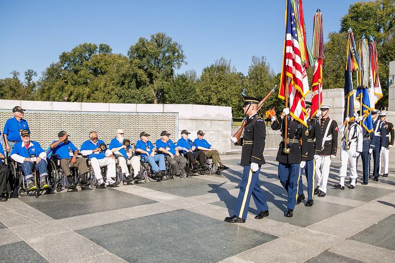 18Sep29 - HFH 1112 WWII Memorial