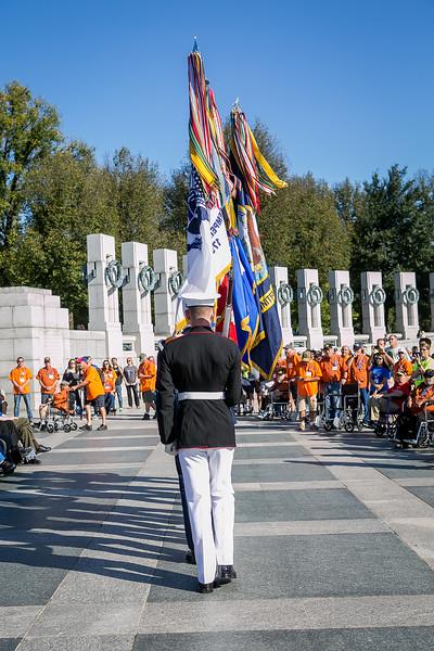 18Sep29 - HFH 1136 WWII Memorial
