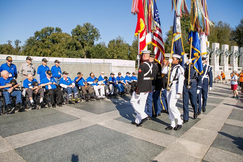 18Sep29 - HFH 1115 WWII Memorial