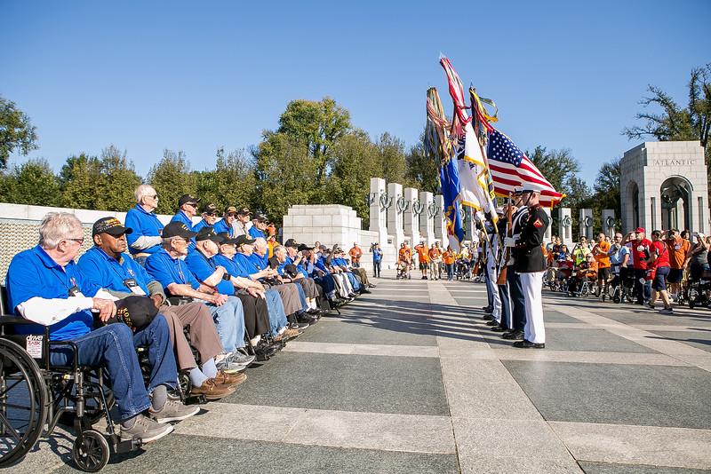 18Sep29 - HFH 1121 WWII Memorial