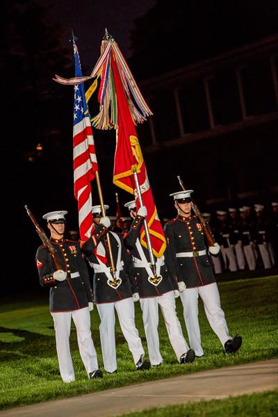 18Jun1 - HFH 621 Marine Barracks