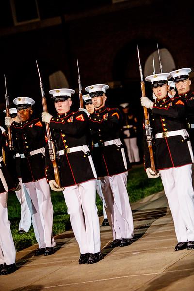 18Jun1 - HFH 694 Marine Barracks