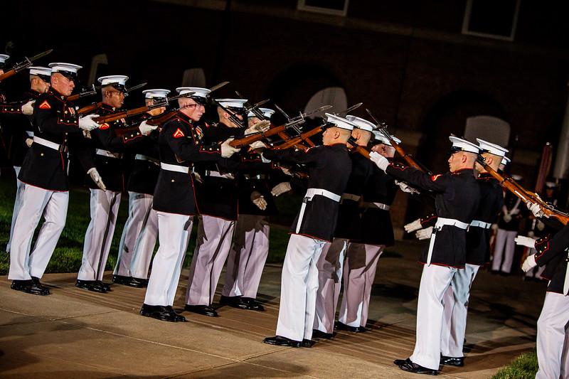 18Jun1 - HFH 695 Marine Barracks