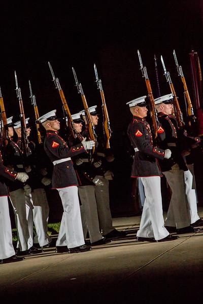 18Jun1 - HFH 670 Marine Barracks
