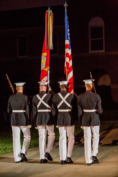 18Jun1 - HFH 634 Marine Barracks