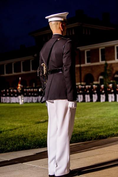 18Jun1 - HFH 611 Marine Barracks