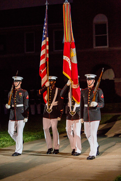 18Jun1 - HFH 632 Marine Barracks