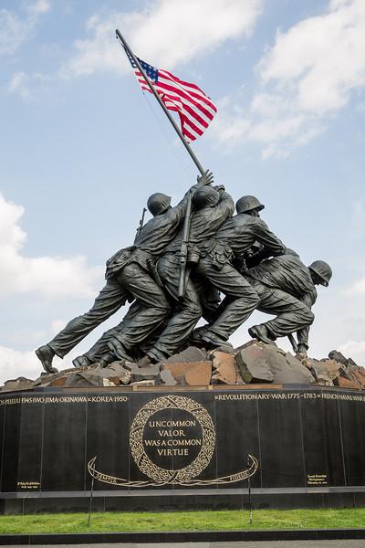 18Jun1 - HFH 348 Marine Corp Memorial