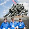 18Jun1 - HFH 411 Marine Corp Memorial