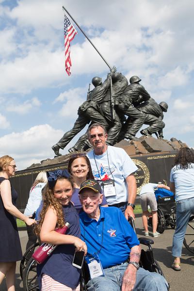 18Jun1 - HFH 380 Marine Corp Memorial