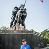 18Jun1 - HFH 401 Marine Corp Memorial