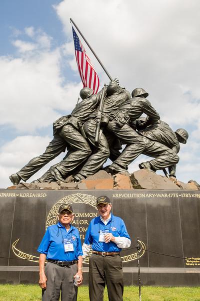 18Jun1 - HFH 382 Marine Corp Memorial