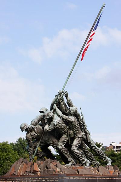 15Jun6 - Kilroy's Krew - Iwo Jima Marine Corp Monument 008