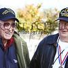 Pearl Harbor Survivors Bill Wilson and Dave Hughes